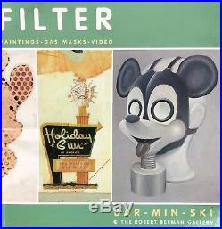Bill Barminski Sadistic Razor Fixation. Enamel, plaster on canvas, 1995
