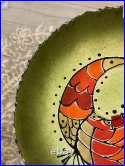 C. Jere RARE Modernist Curtis Jere BIRD Porcelain Enamel Best Condition On eBay