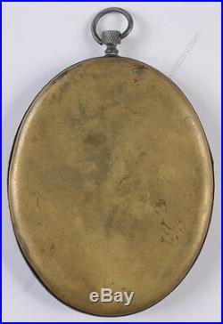 Grand Duke Friedrich I of Baden, high quality enamel miniature! , ca. 1900