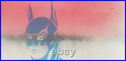 VAL KILMER Artist ORIGINAL Art BATMAN Hero Actor California SIGNED 2016 Larger
