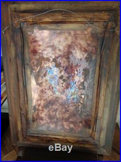 VERY FINE & LARGE FRENCH 19th Century LIMOGES ENAMEL ON COPPER PLAQUE